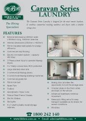 BBB Caravan Series Laundry Flyer