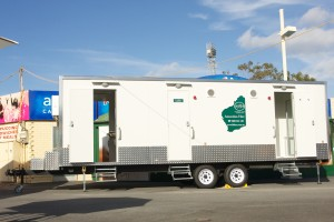 BBB Caravan Series Amenities Exterior