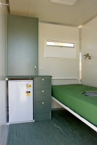 BBB Caravan Series Accommodation Inside