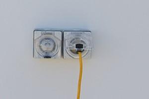 BBB Caravan Series Amenities Power Inlets