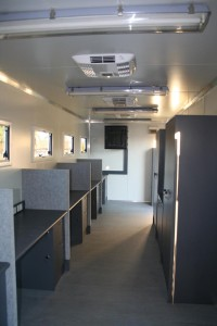 BBB Caravan Series Office