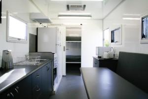 Caravan Series Exploration Facility - Kitchen/Dining