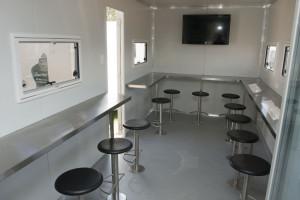 BBB Caravan Series Dining Facility